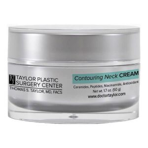 Taylor Plastic Surgery Center Skincare: Contouring Neck Cream